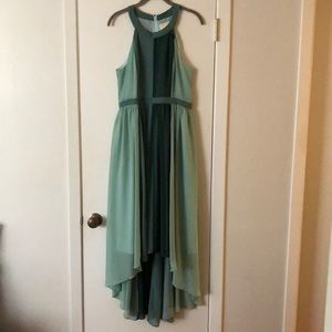 ModCloth Green Special Occasion Dress